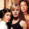 cofax7: Three women: Leia, Starbuck, Zoe (Three Women -- Body)