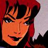 sandoz_iscariot: A sultry woman smirks. (Mary Jane: Smirk)