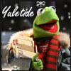 starlady: Kermit the Frog, at Yuletide (yuletide)