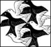 Escher-birds