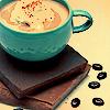 roga: coffee mug with chocolate cubes (Default)