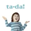 """the_shoshanna: pleased-as-punch little girl: """"Ta-da!"""" (ta-da!)"""