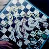 ahorbinski: A snakes & ladders board.  (struggle & stagger)