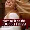 next_to_normal: (Bossa Nova)