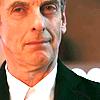 beck_liz: Twelfth Doctor smiling slightly, from his first episode (DW - Twelfth Doctor)