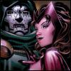 nomadicwriter: Doctor Doom and Wanda Maximoff (Doom/Wanda)